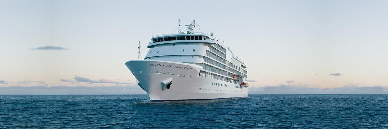 Regent Seven Seas Cruises* - Time to Explore