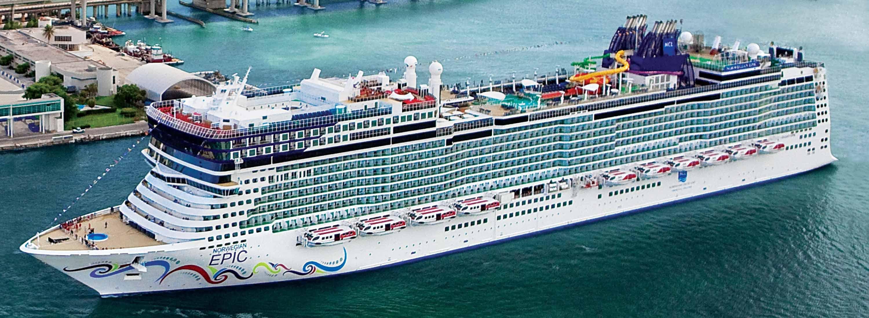 Norwegian Cruise Line-* National Cruise Month