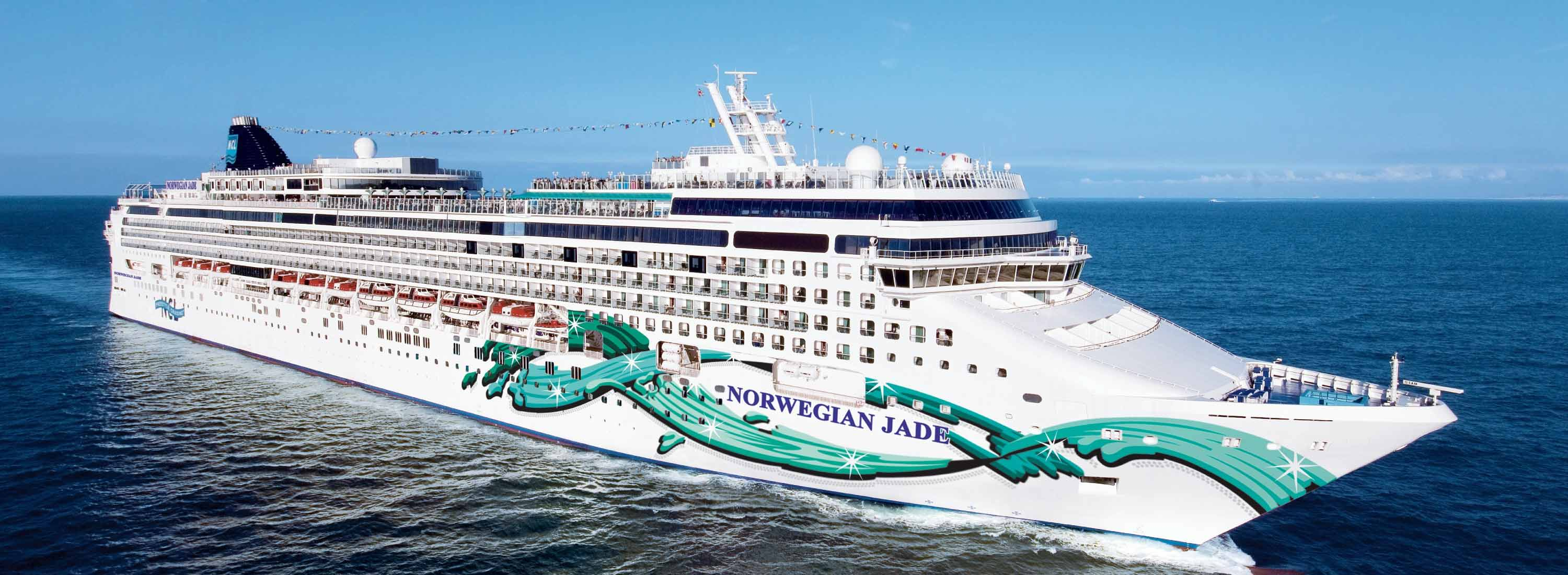 Norwegian Cruise Line -* National Cruise Month