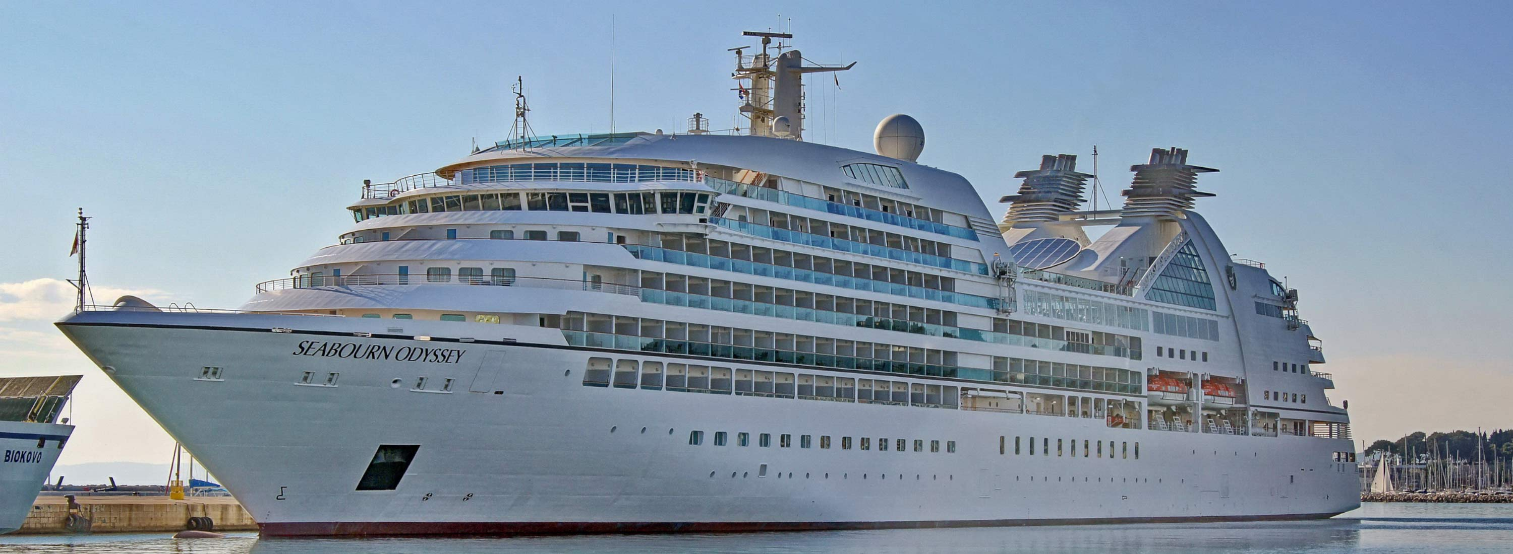 Seabourn *- National Cruise Month