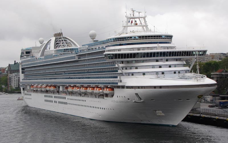 Princess Cruises -* National Cruise Month