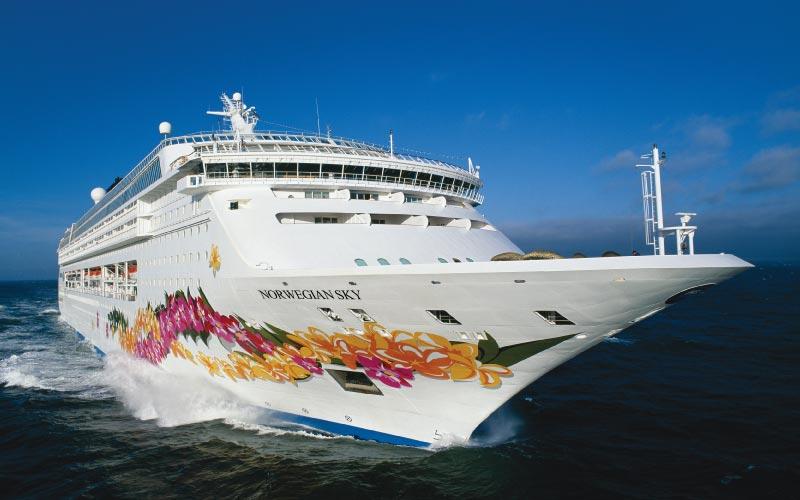Norwegian Cruise Lines -* Luxury Made Easy
