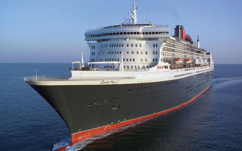 Cunard Line -* Luxury Made Easy