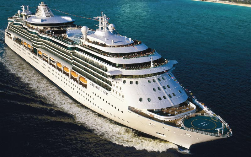 Royal Caribbean International-* National Cruise Month
