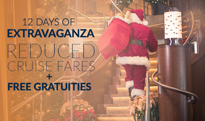 Princess Cruises *- Holiday Extravaganza Cruise Sale