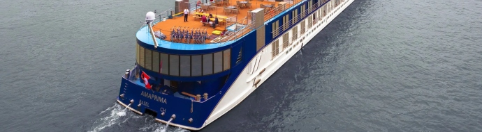 AmaWaterways early booking reward on all 2022 Europe, Asia & Egypt river cruises