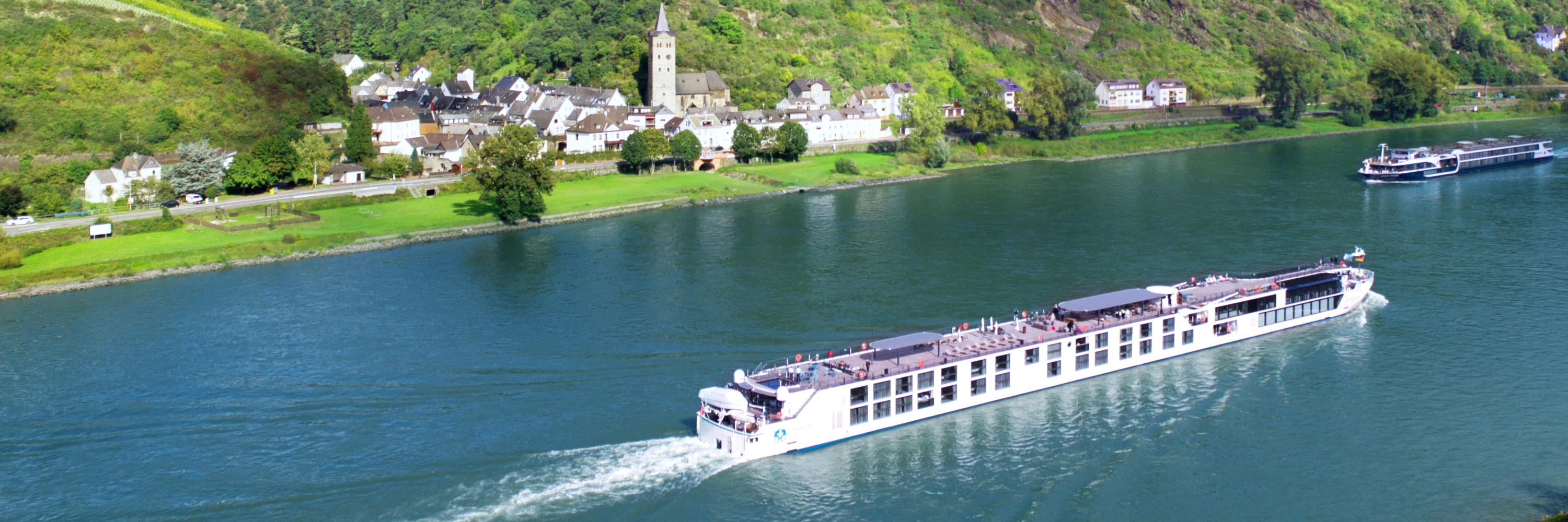 Crystal River Cruises - 50% off Advance Savings Program