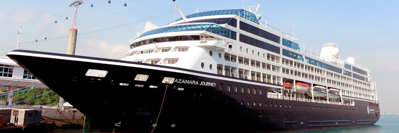 Azamara Cruises - Bring a Plus One for Half the Price