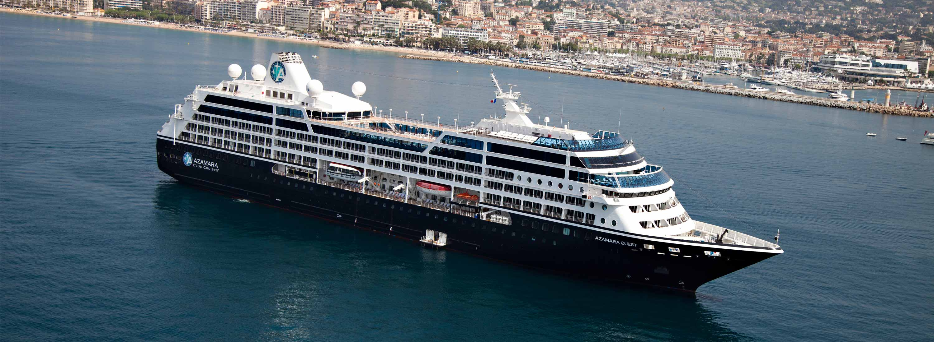 Azamara Club Cruises - * National Cruise Month