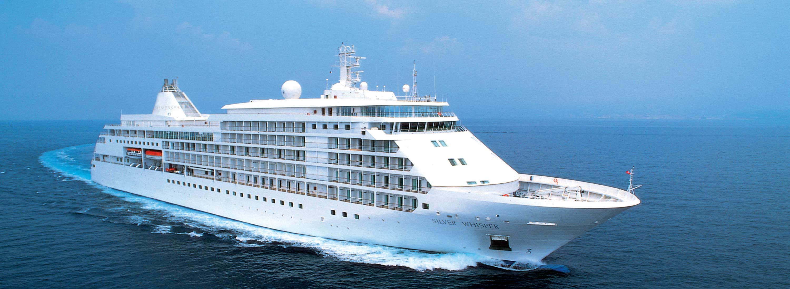Silversea*- Northern Europe Air Offer