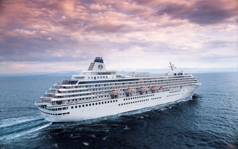 Crystal Ocean Cruises - November