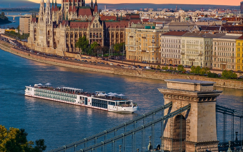 Receive up to $1,500 of shipboard credit on Viking Cruises