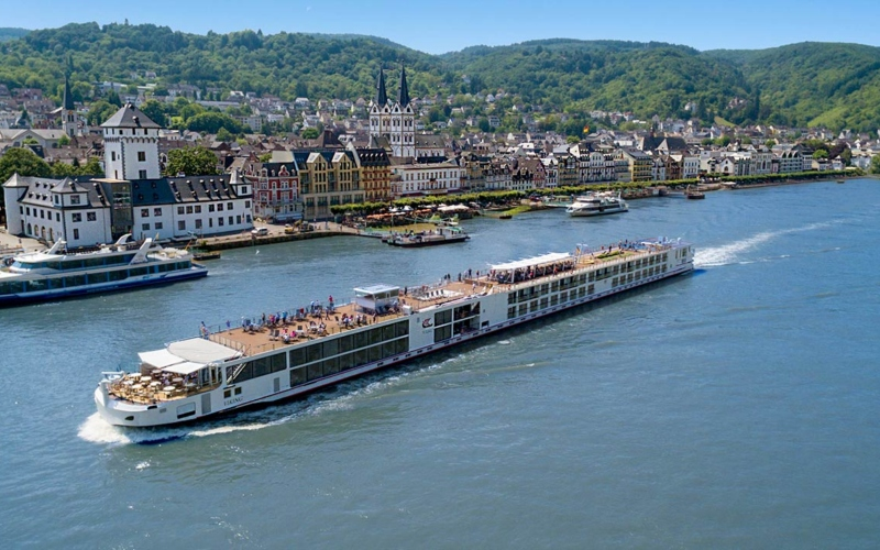 Viking River - Free International Air, $500 Shipboard Credit plus Special Cruise Savings On 2020–2022 Sailings
