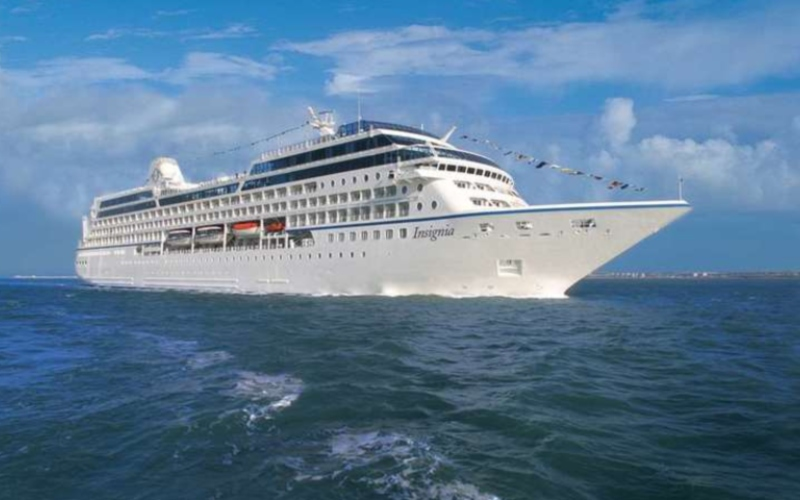 Oceania Cruises * - National Cruise Month