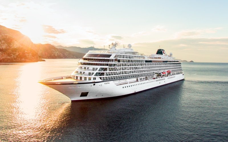Viking Ocean Cruises *- World Cruise Sale