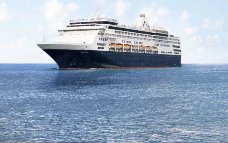 Holland America Line -* Last Days of Wave