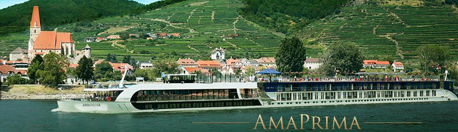 AmaWaterways -* Triple Amenities & Cruise Perks