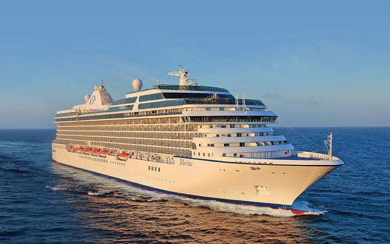Oceania Cruises - ** Med & Europe Cruise Sale