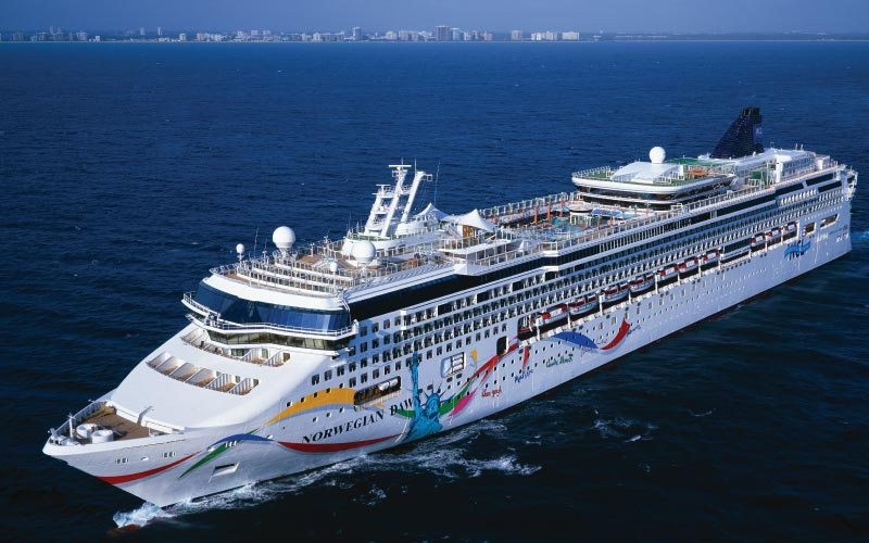 Norwegian Cruise Line - November