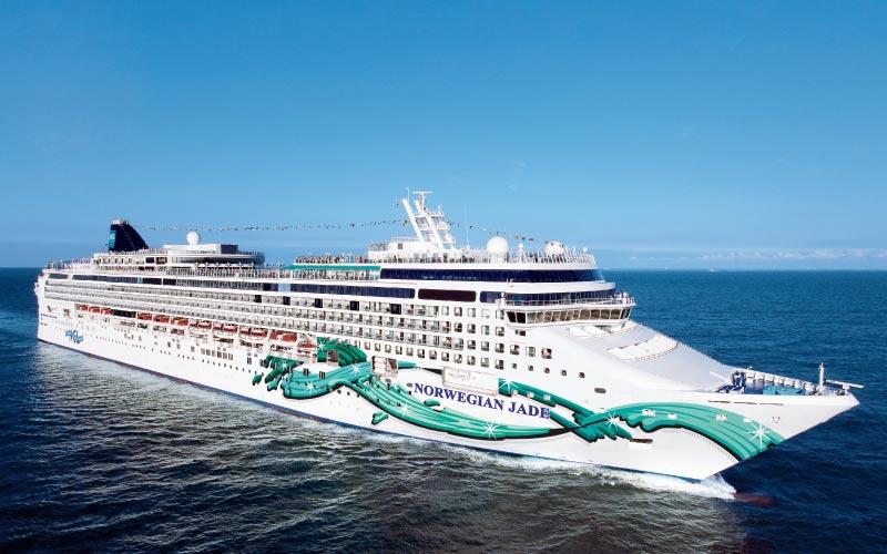 Norwegian Cruise Lines - * Last Days of Wave
