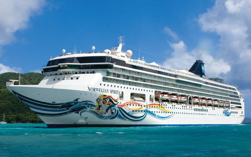 Norwegian Cruise Line - * Memorial Day Cruise Sale!