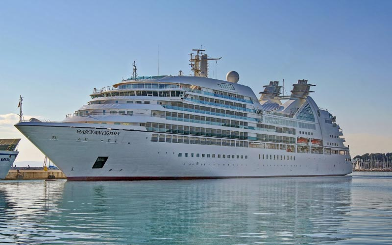 Seabourn*- March Suite Savings