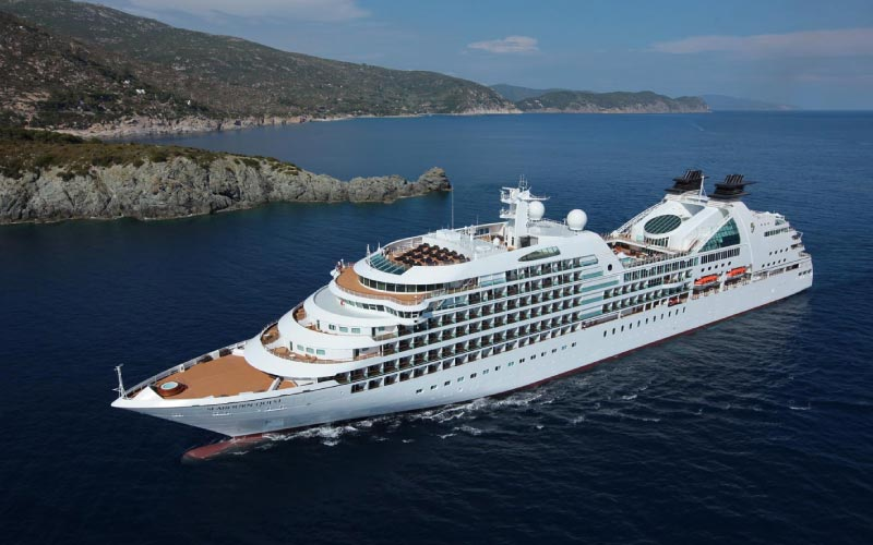 Up to $2300 OBC + $2000 Air Credit + Free Upgrade + Free Wifi Package with Seabourn!
