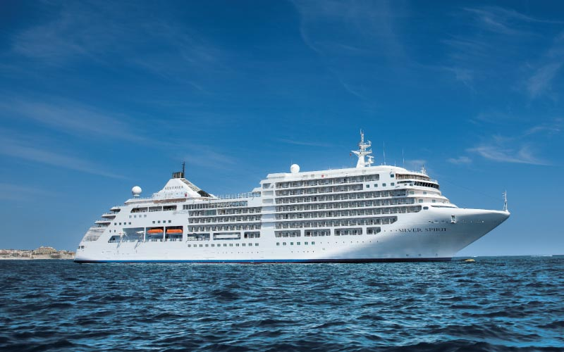 Silversea Cruises* Up to $500 Cruise Fare Savings