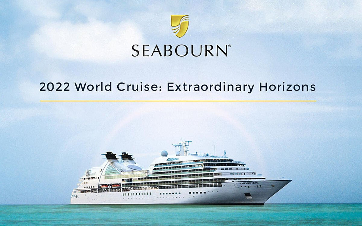 2022 World Cruise: Extraordinary Horizons with Seabourn