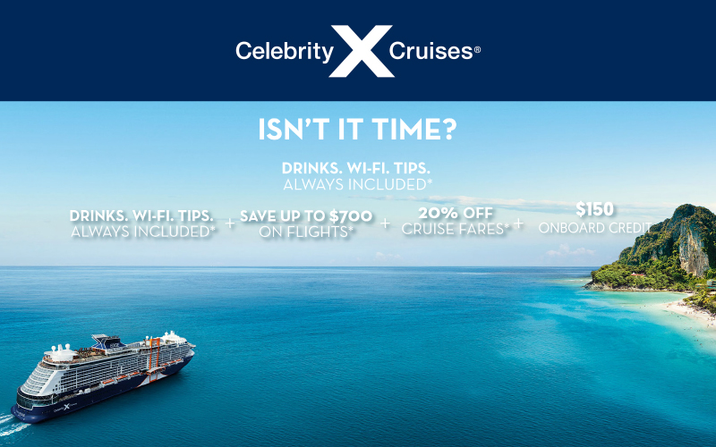 Get 20% off, up to $150 OBC plus save up to $700 on flights*