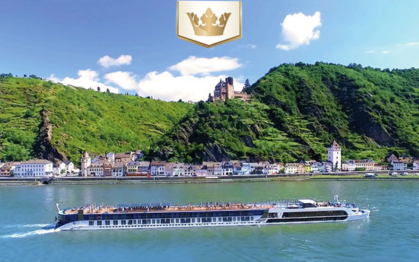 Get FREE Air + up to $300 + Reduced Deposit + 5% Discount with Amawaterways
