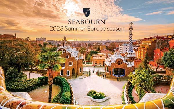 Seabourn - 2023 Summer Europe season