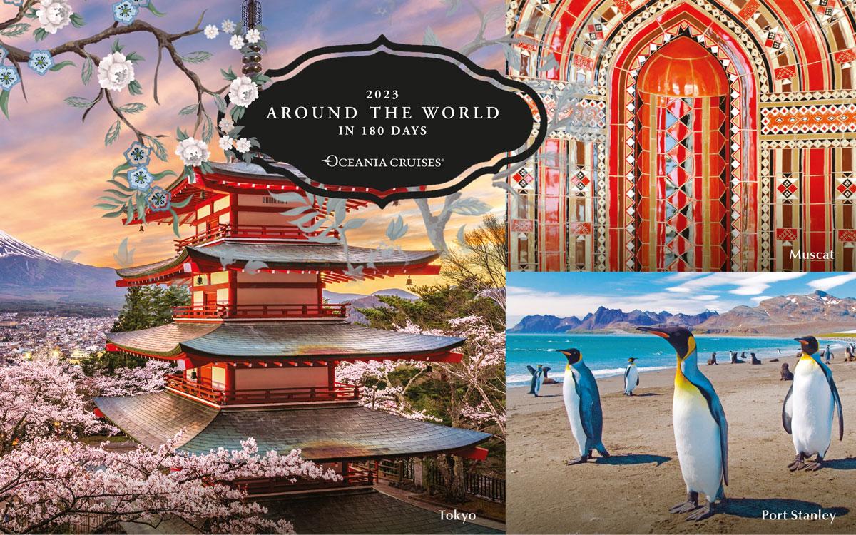 Oceania Around the World