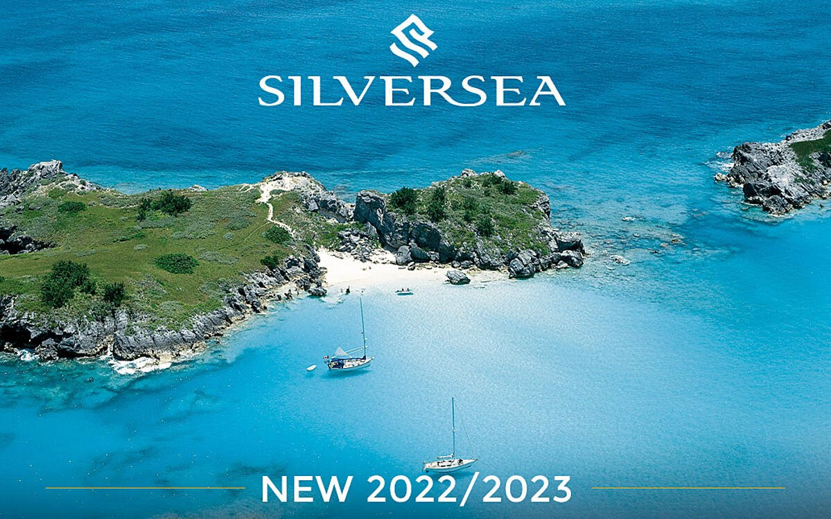Silversea - NEW Itineraries for 2022/2023
