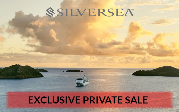 Silversea Private Sale