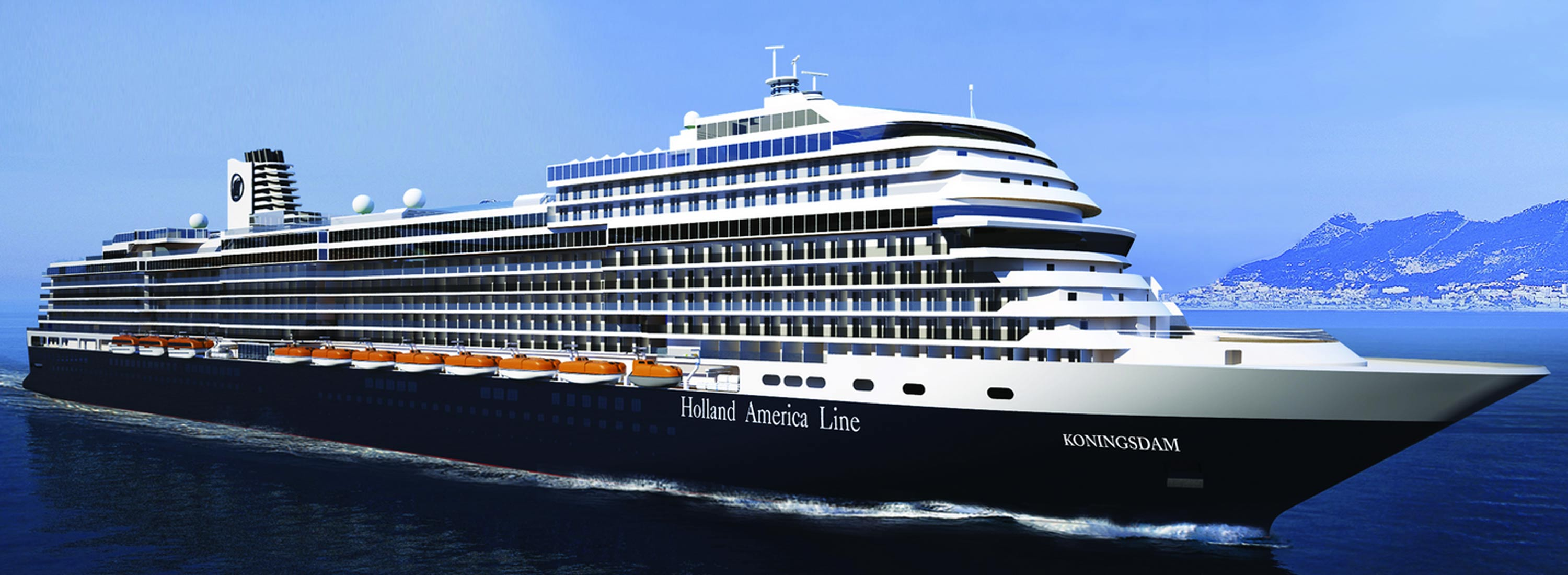 Holland America -* Last Days of Wave