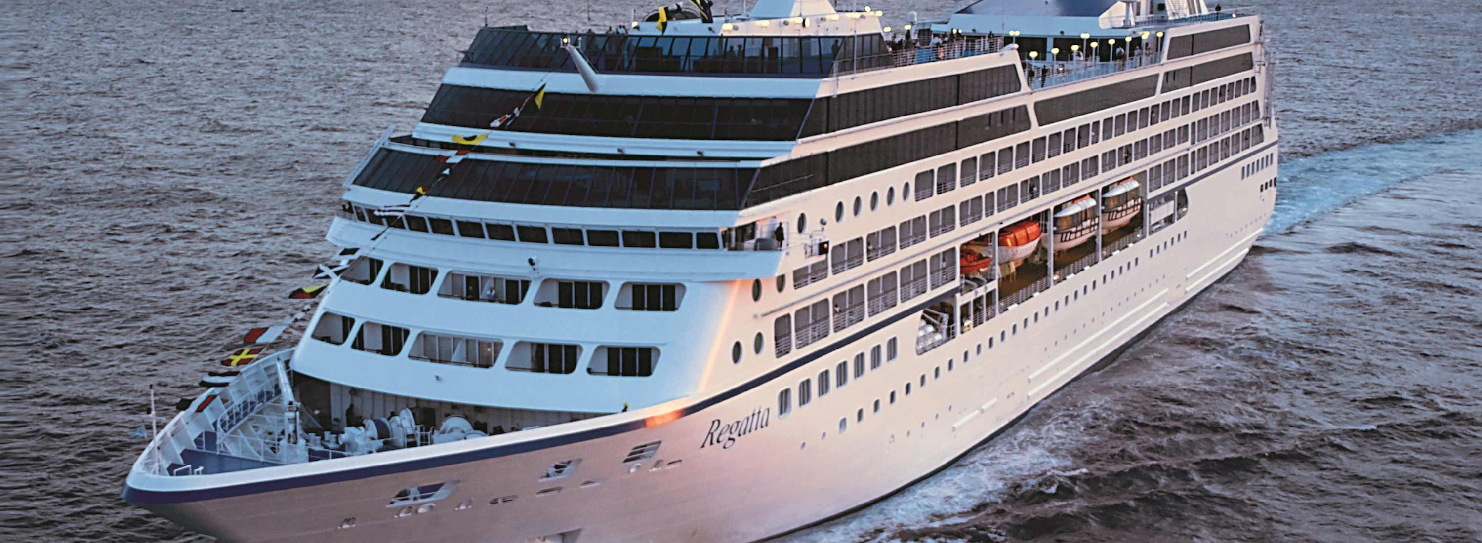 Luxury Cruise Connections - Oceania Cruises