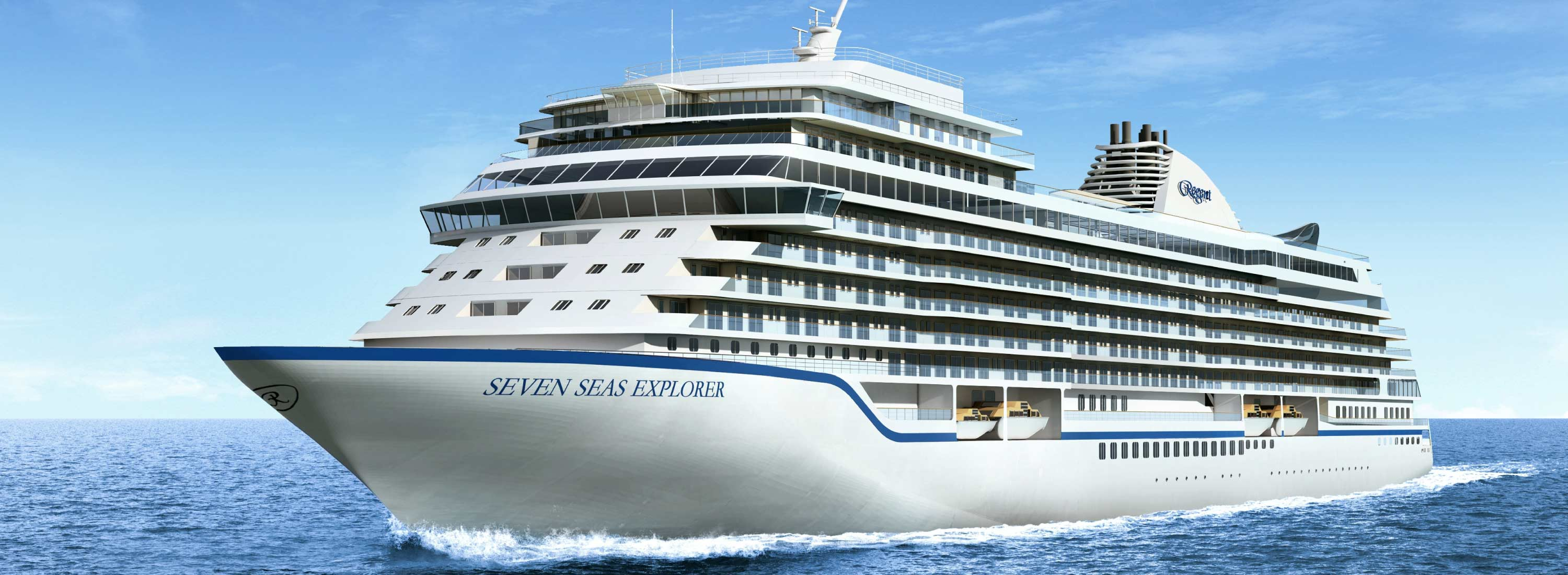 Regent Seven Seas Cruises - * Last Minute Luxury