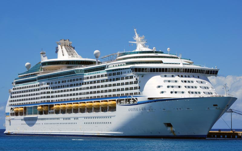 Royal Caribbean International -* National Cruise Month