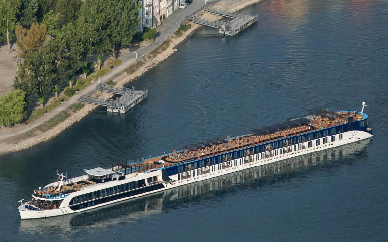 AmaWaterways -* Triple Amenities & Cruise Perks