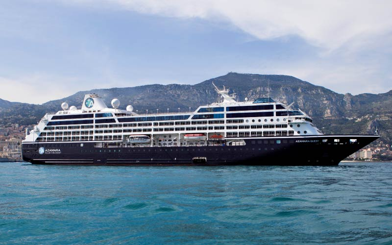 Azamara Club Cruises -* Last Minute Luxury