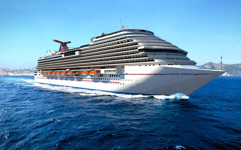 Carnival Cruise Lines -* Holiday Cruise Sale