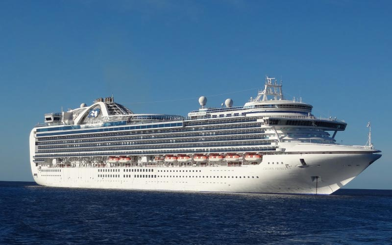 Princess Cruises -** Med & Europe Cruise Sale