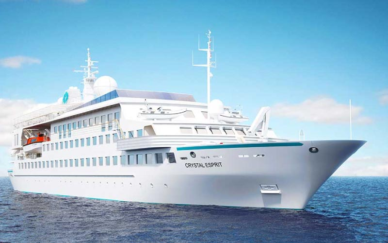 Crystal Cruises -* Last Days of Wave