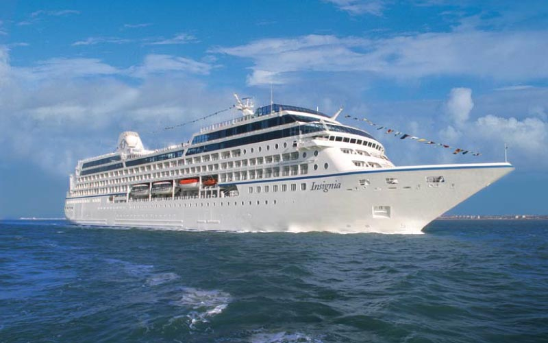 Oceania Cruises -* National Cruise Month