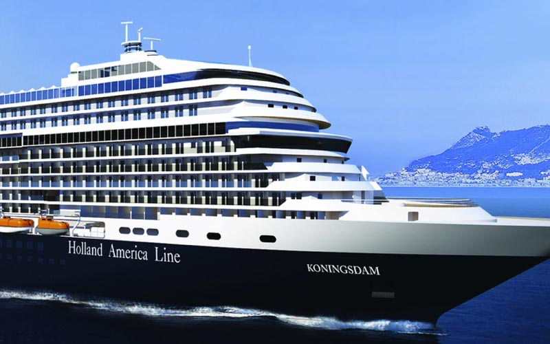 Holland America Line -* Triple Amenities & Cruise Perks