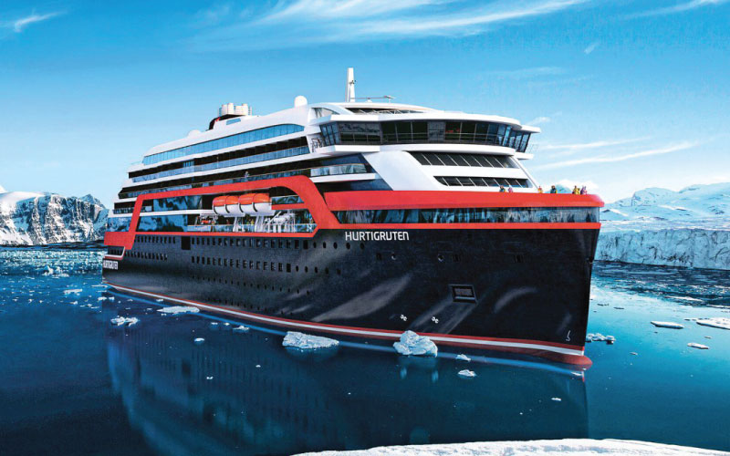 Hurtigruten -* Luxury Made Easy