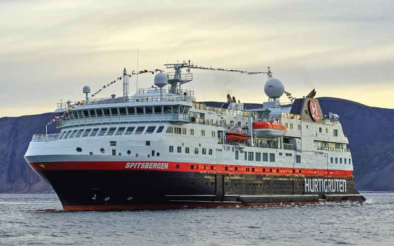 Hurtigruten -* Northern Lights Experience