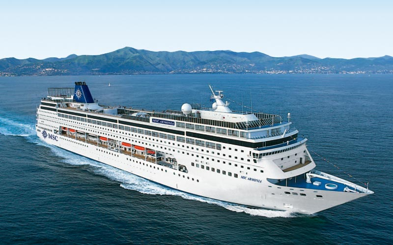 MSC Cruises - * Last Days of Wave