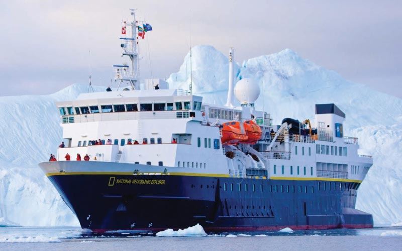 Expedition Cruise Lines